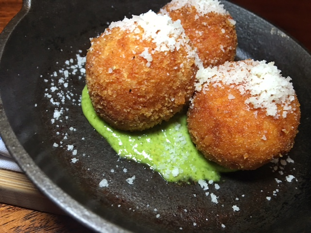 The Dutch Bar Primi Arancini