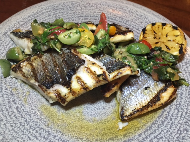 The Dutch Miami Bar Primi Branzino