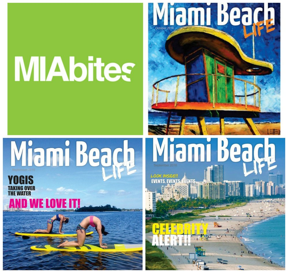 MIAbites and Miami Beach Life Magazine