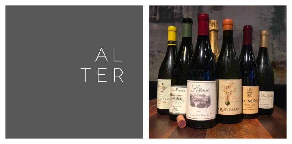 Alter Miami Wine Dinner