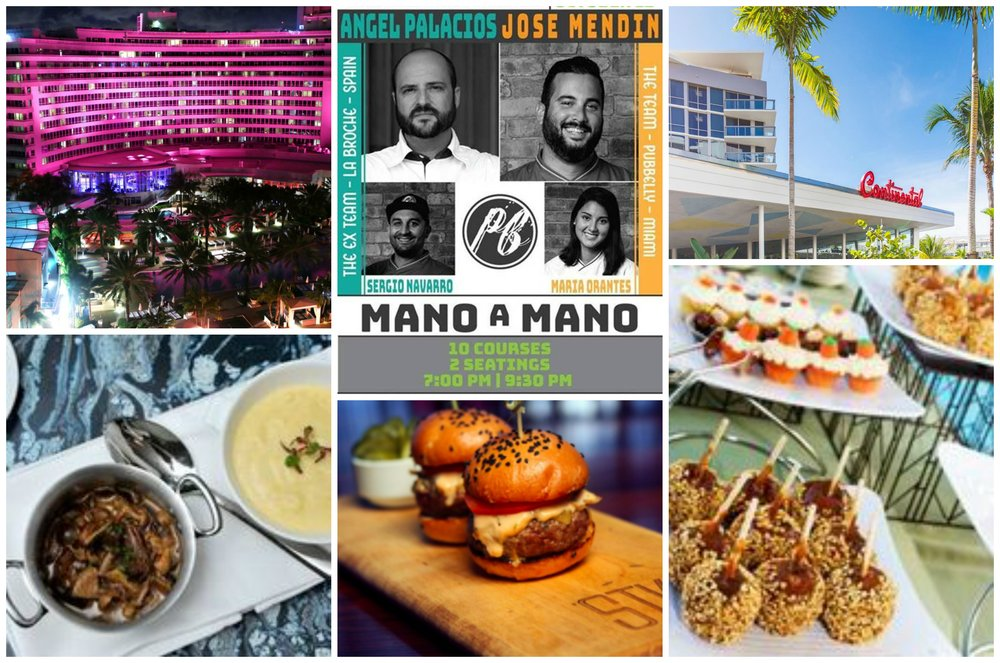 Weekly Nibble Miami Pubbelly Fontainebleau Events