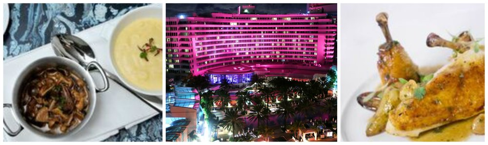 October Breast Cancer Awareness at Fontainebleau