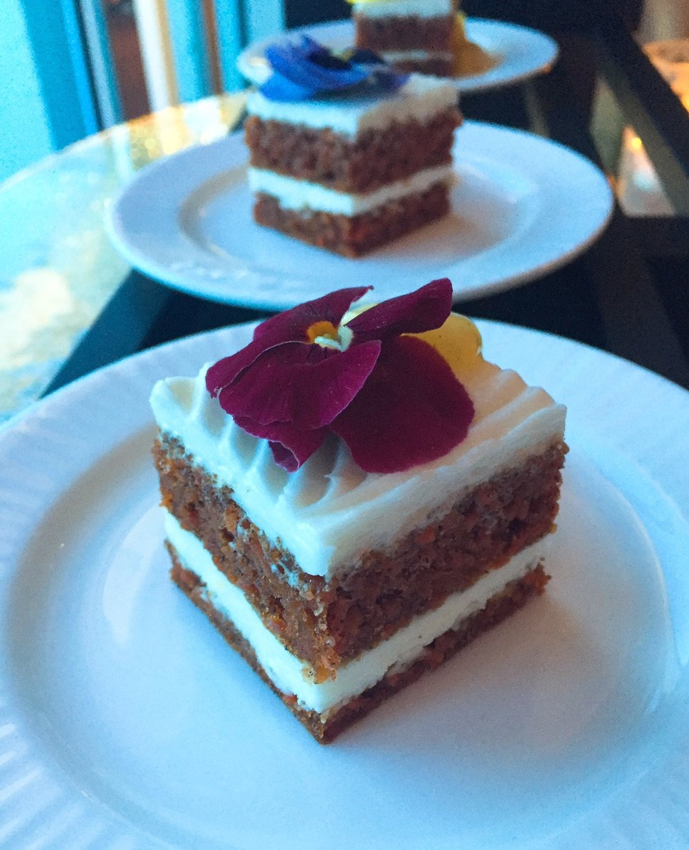 Ritz Carlton Fort Lauderdale Carrot Cake