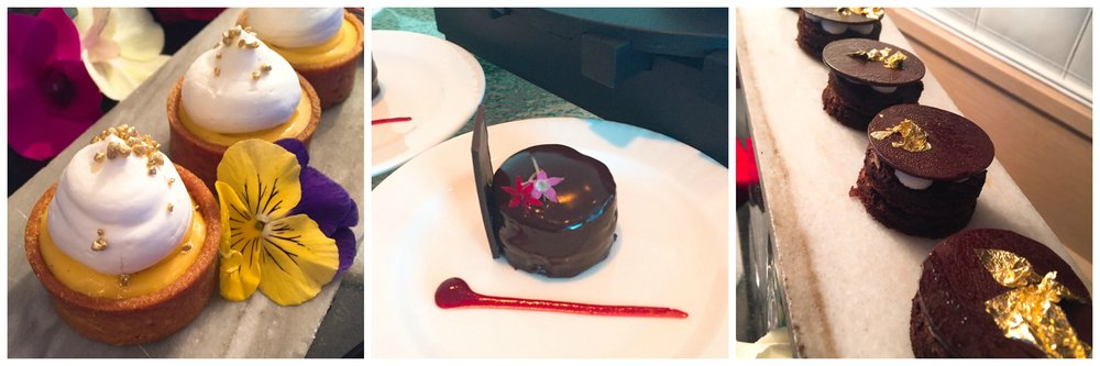 Ritz Carlton Fort Lauderdale Desserts