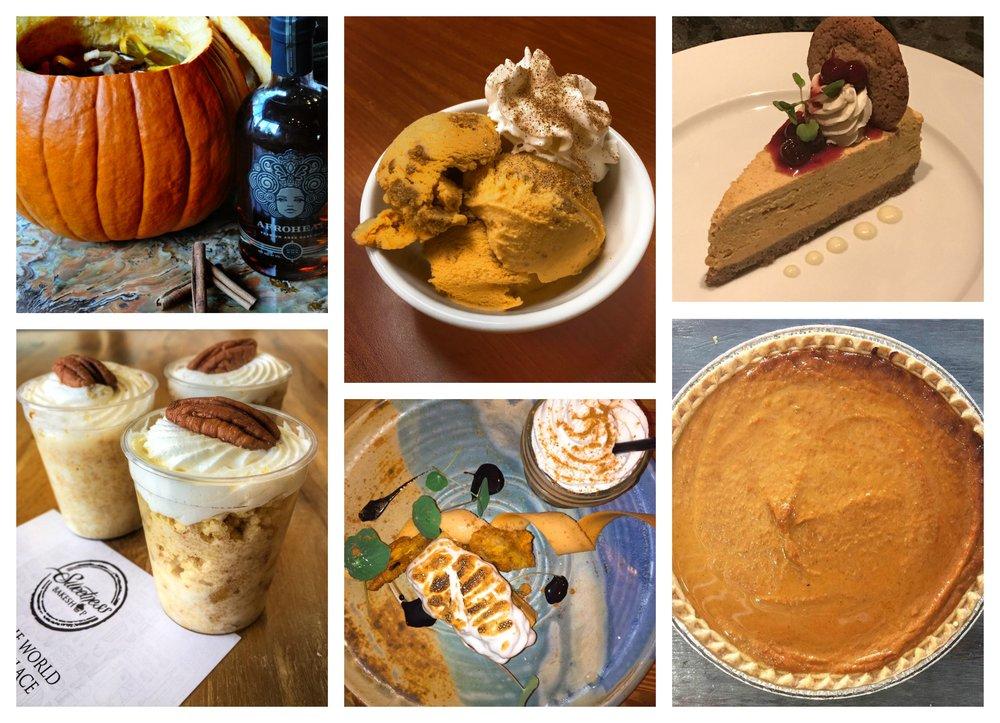 Best Pumpkin Desserts in Miami