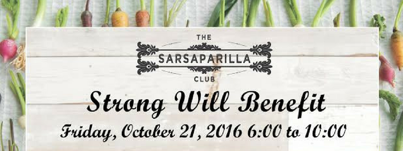 Strong Will Benefit Sarsaparilla Club Miami Beach