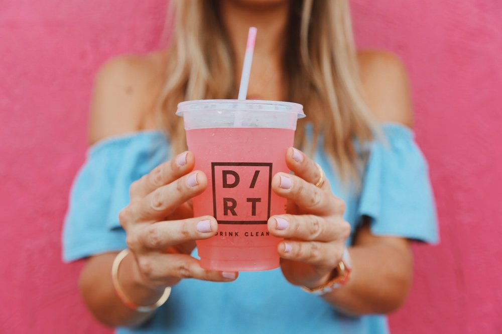 DIRT Miami Beach Pink Susan B Komen