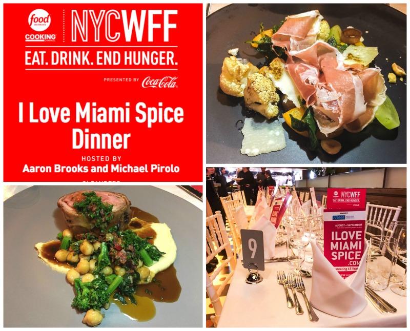 NYCWFF I love Miami Spice Recap