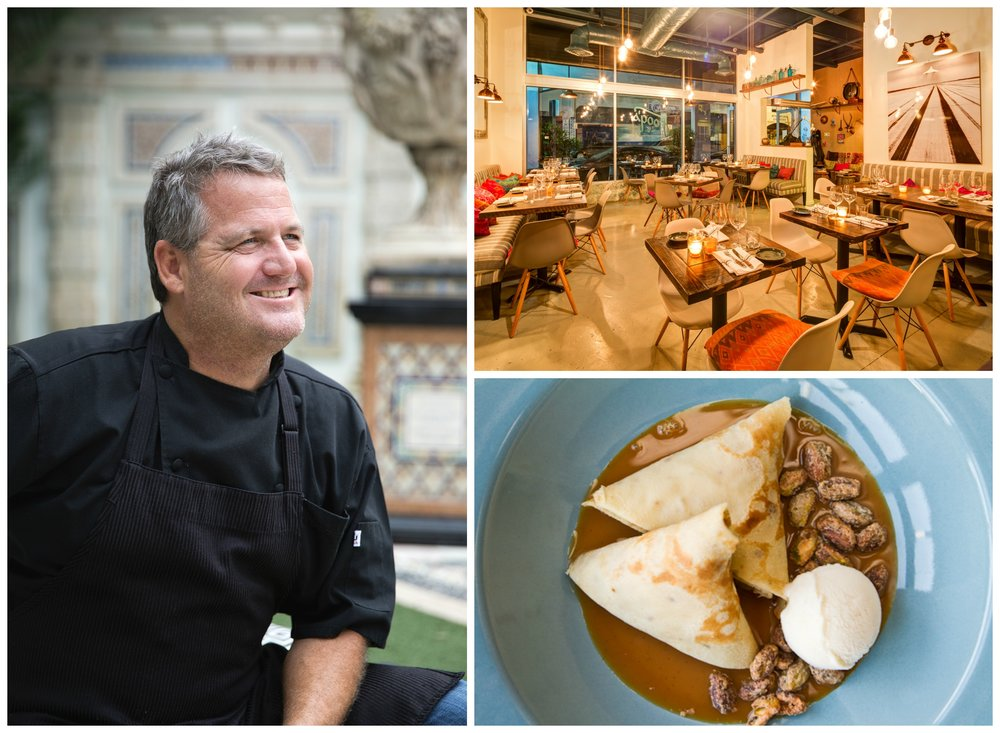 Fooq's Dinner with Coyo Taco Chef Scott Linquist