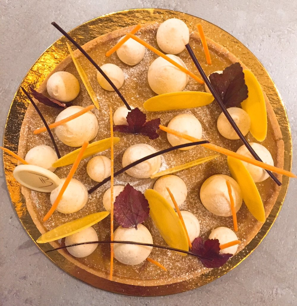 Bachour Bakery Pecan Pie
