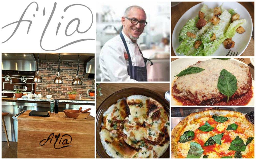 Fi'lia Restaurant by Michael Schwartz SLS Brickell