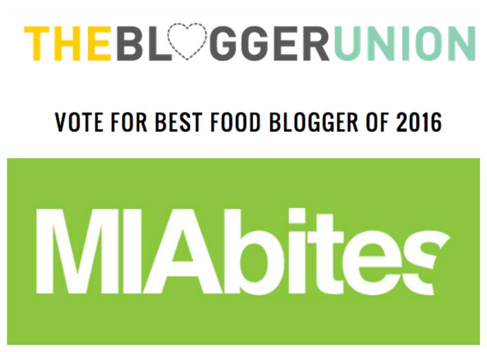 VOTE for MIAbites Best Food Blog in Miami