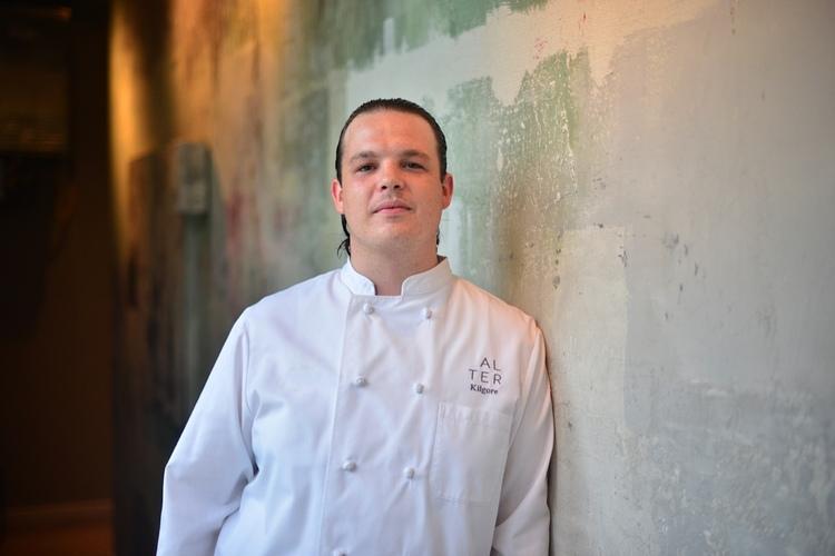 Chef Brad Kilgore Miami