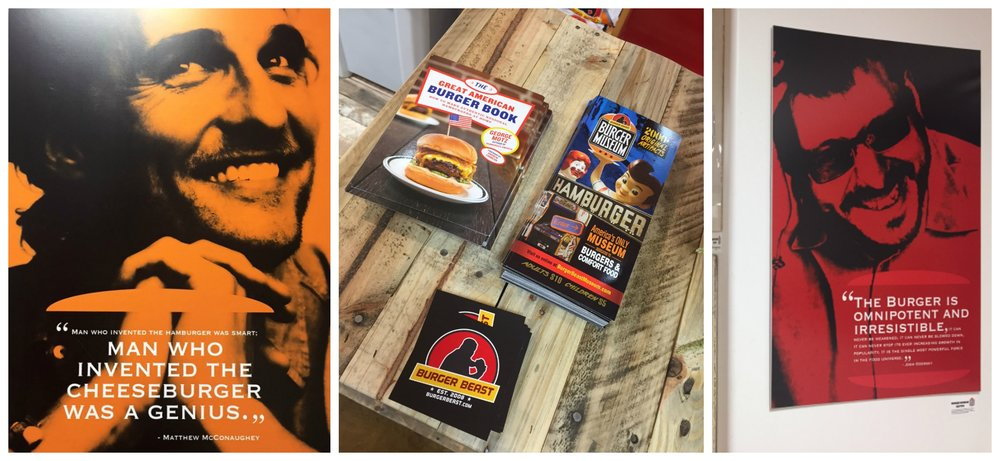 Burger Beast Museum Quotes