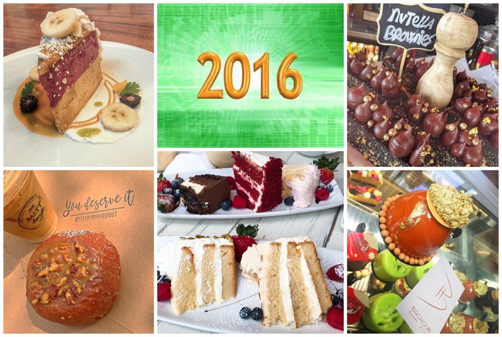 Best Desserts in Miami; 2016 Saturday Sweets
