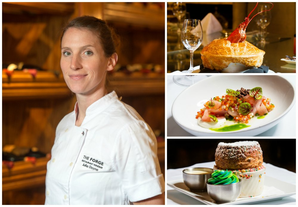 The Forge Chef Julia Doyne Miami Beach