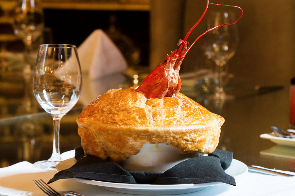 The Forge Miami Beach Lobster Potpie
