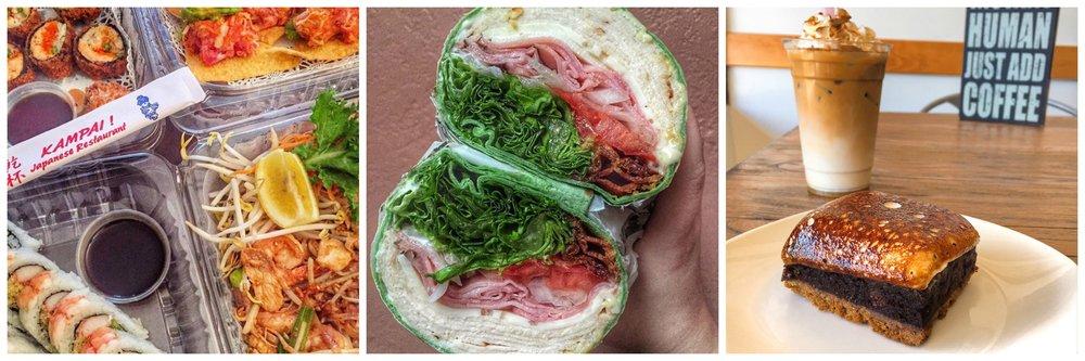 Kampal Miami Normans Sandwiches