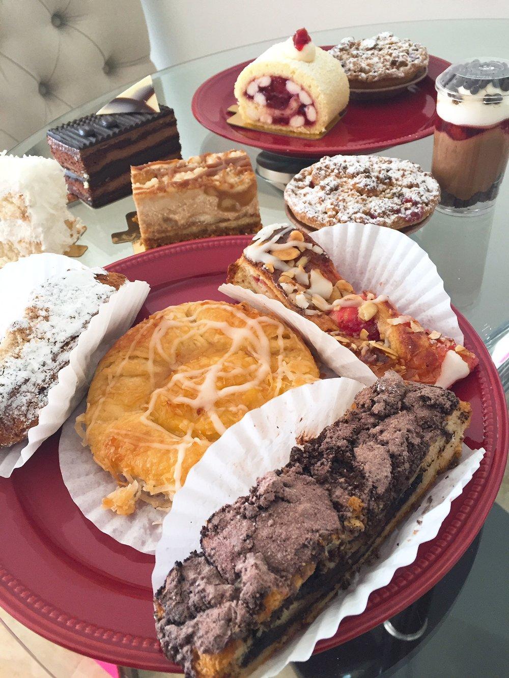 Epicure Market Miami Beach Desserts