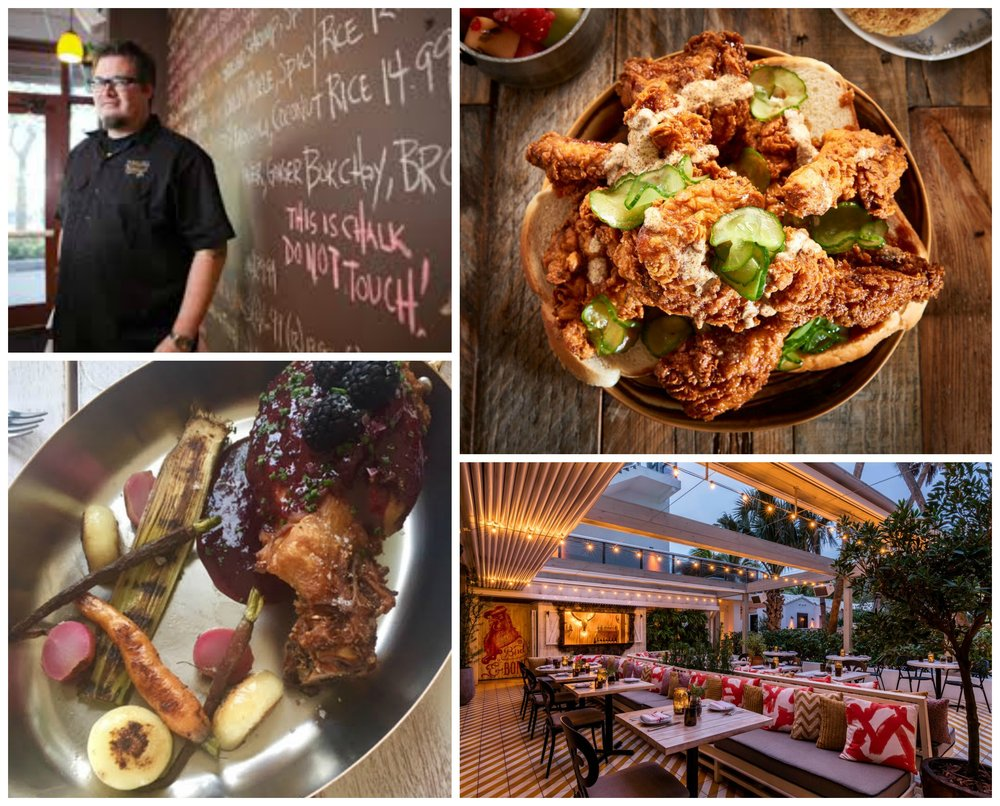 Bird and Bone Miami Beach Chef Richard Hales