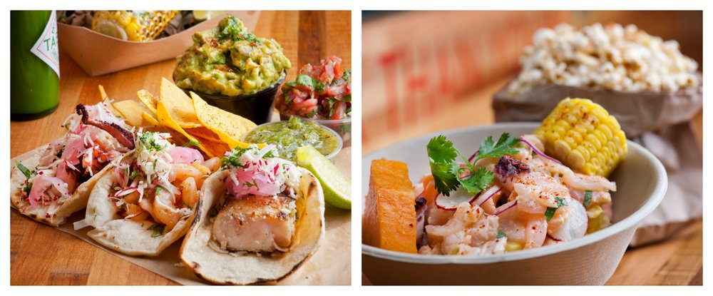 My Ceviche Brickell Ceviche and Tacos