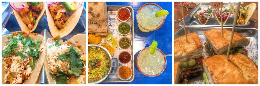Coyo Taco Brickell Tacos