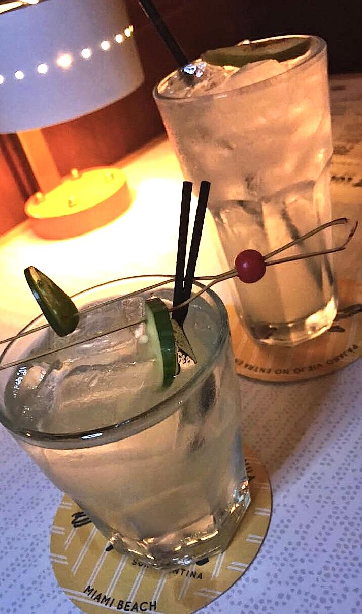 Lolos Surf Cantina Mamacita Mule Cocktail