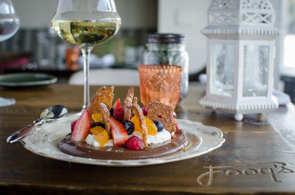 Fooqs Miami Valentines Day Dessert