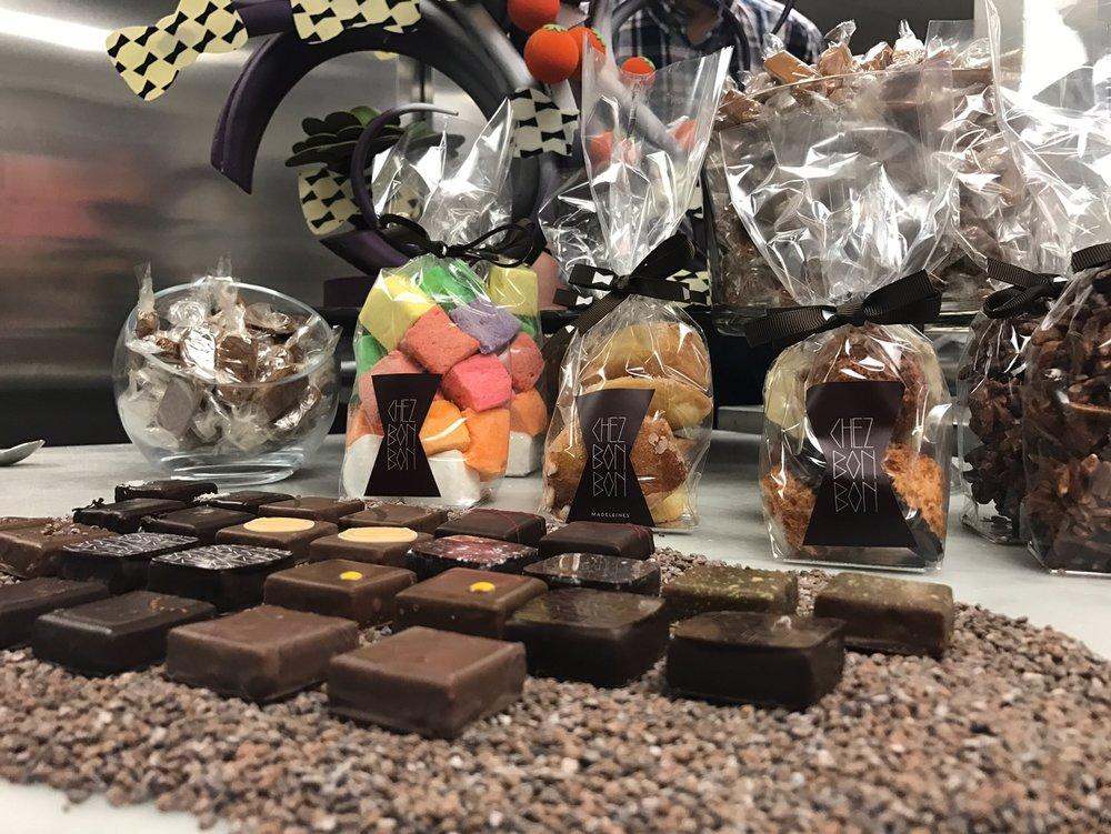 Scarpetta Miami Fontainebleau Chocolate and Champagne