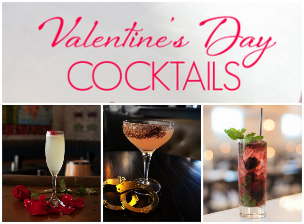Valentine's Day Cocktails in Miami