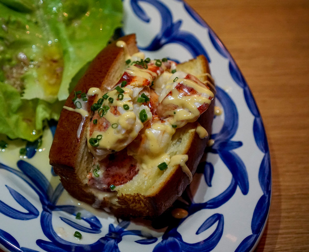 Point Royal Lobster Roll