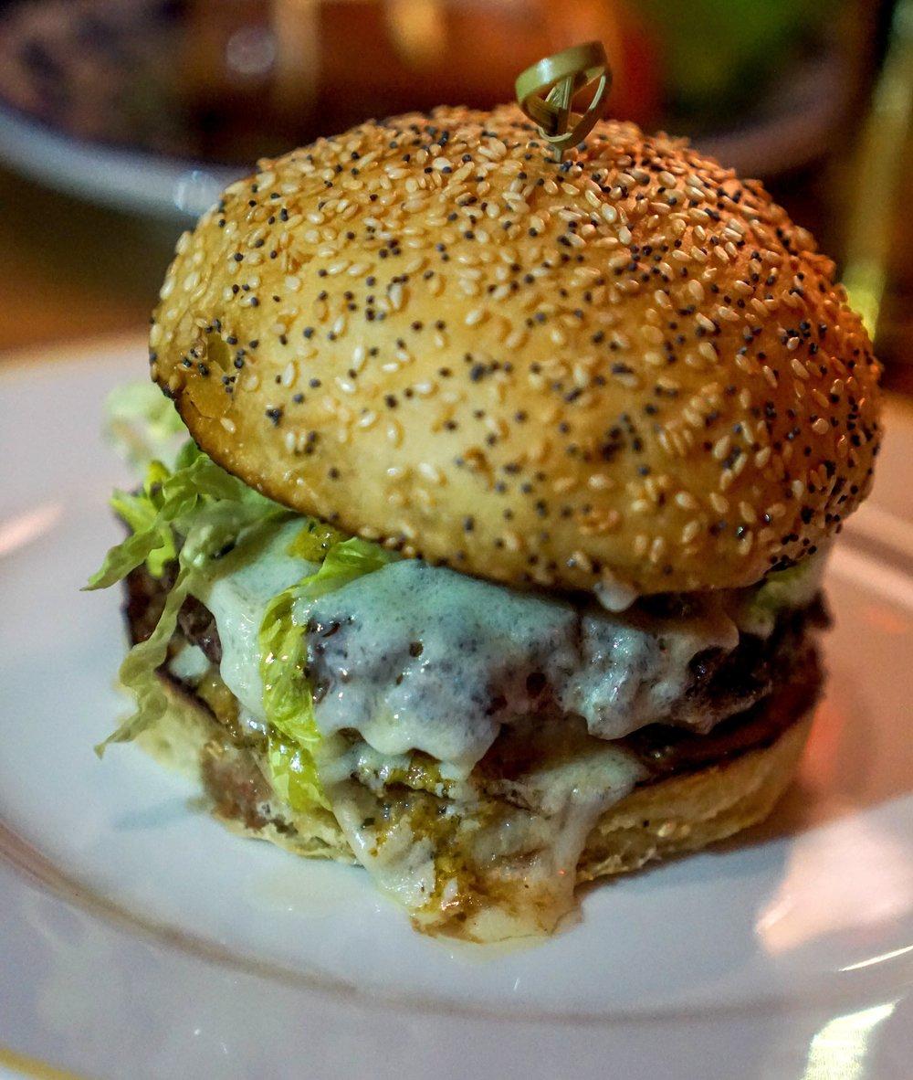 Point Royal Ugly Burger