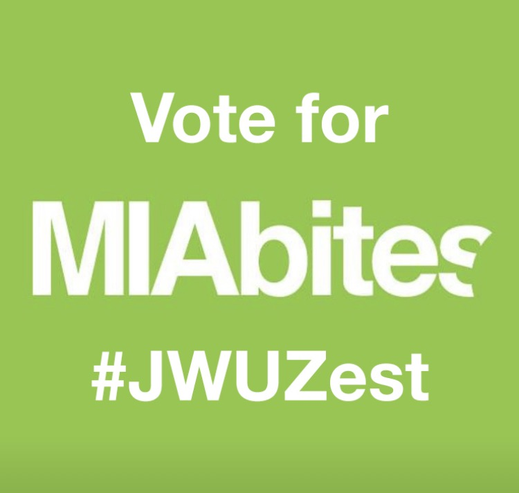 The JWU ZEST Awards Food Influencer MIAbites