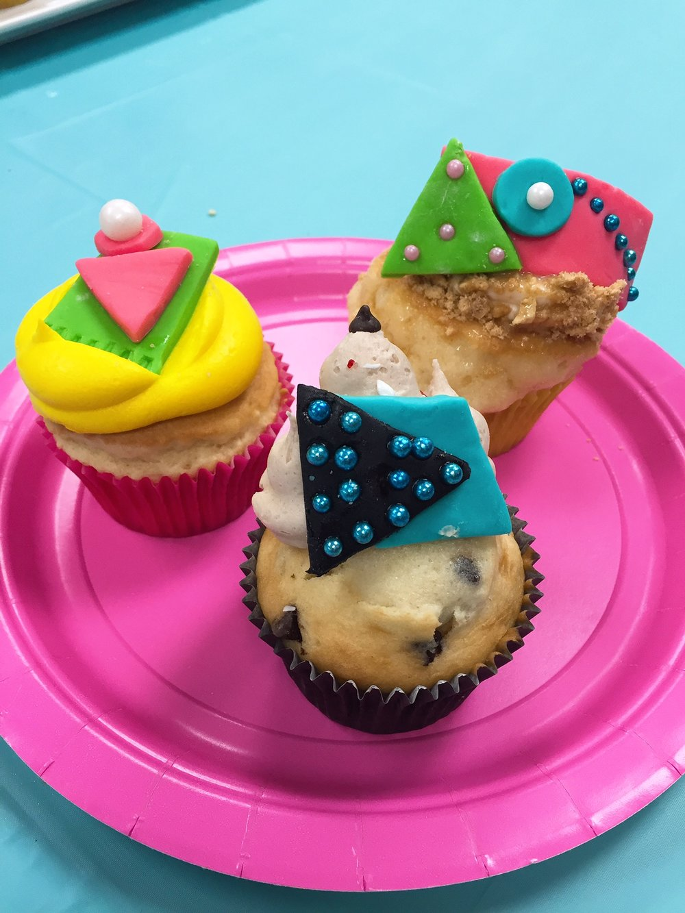 The Winning Cupcakes