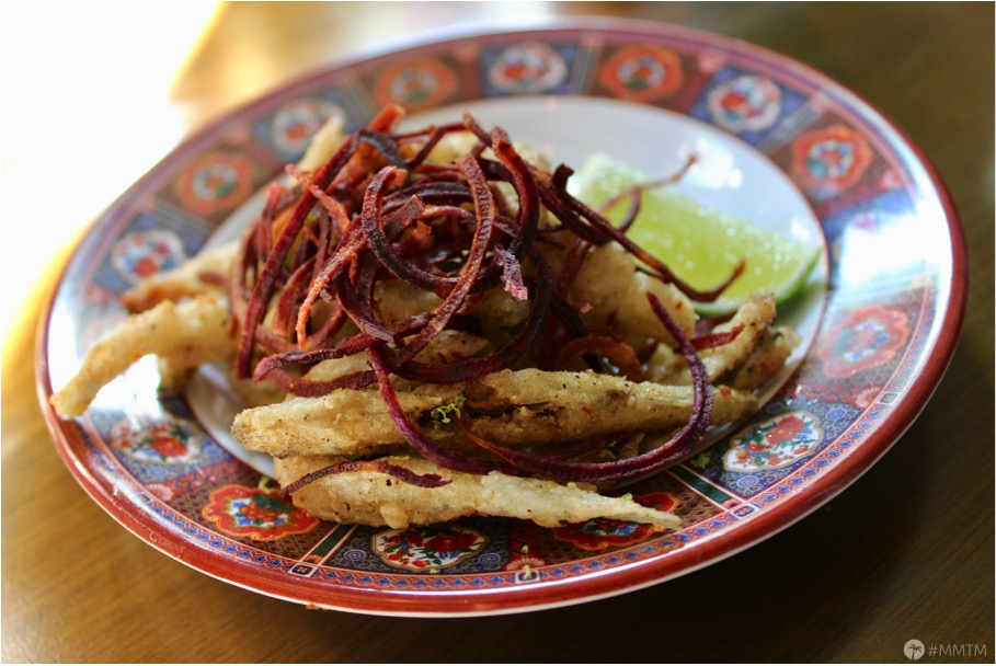 Phuc Yea Salt N peppa Fishes and Shrimp