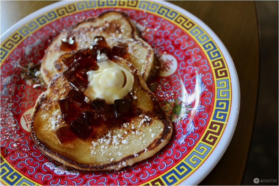Phuc Yea Silver Dollar Pancakes