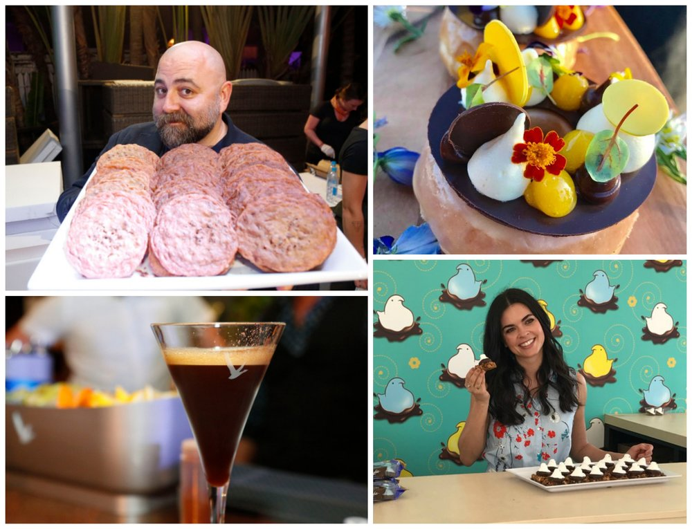Saturday sweets SOBEWFF recap
