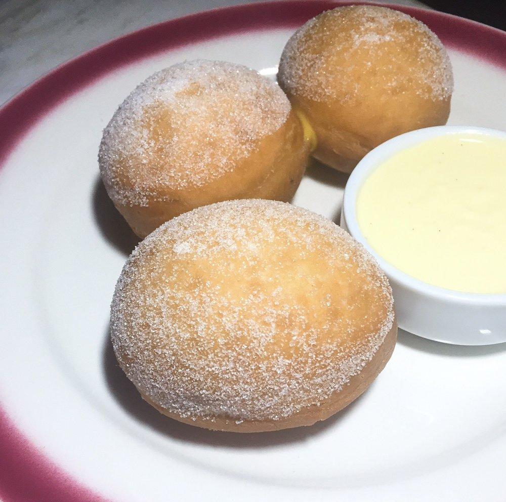 Nautilus Cabana Club Donut Dessert