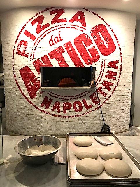 Centro Storico Miami Pizza Oven