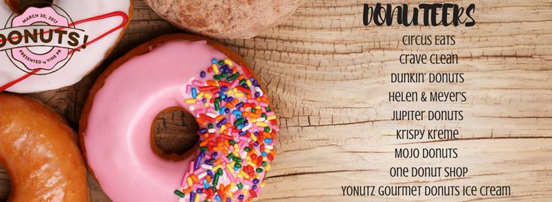Donuts Festival 2017