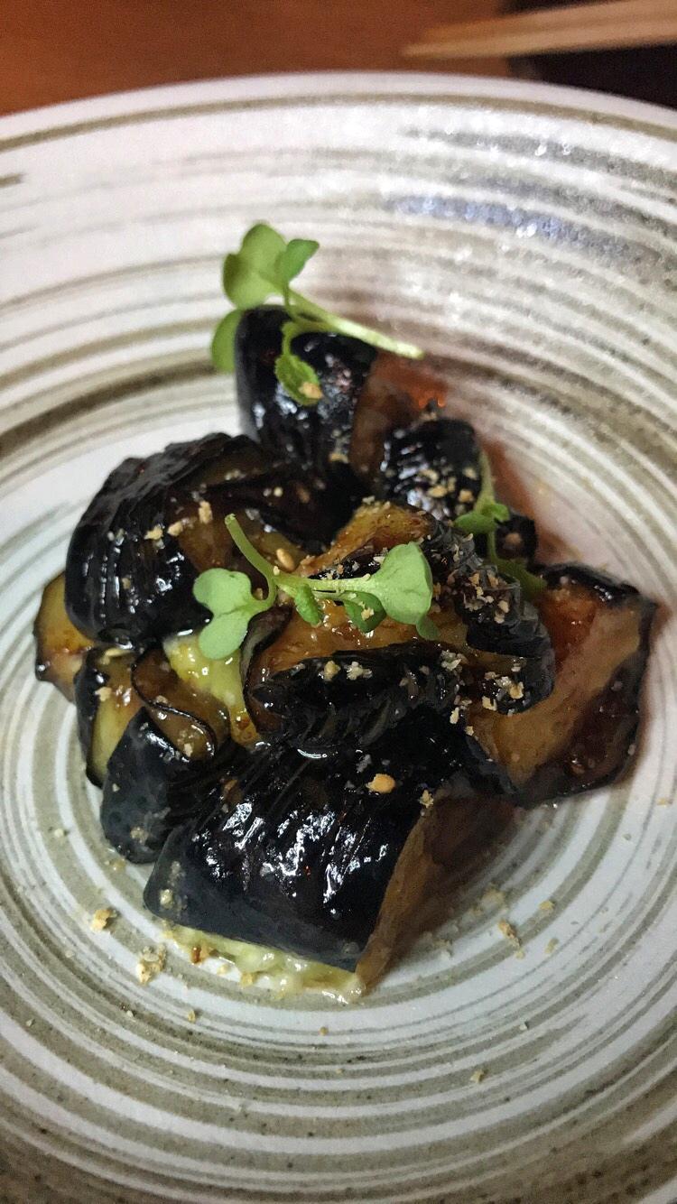 Dashi Miami River Eggplant
