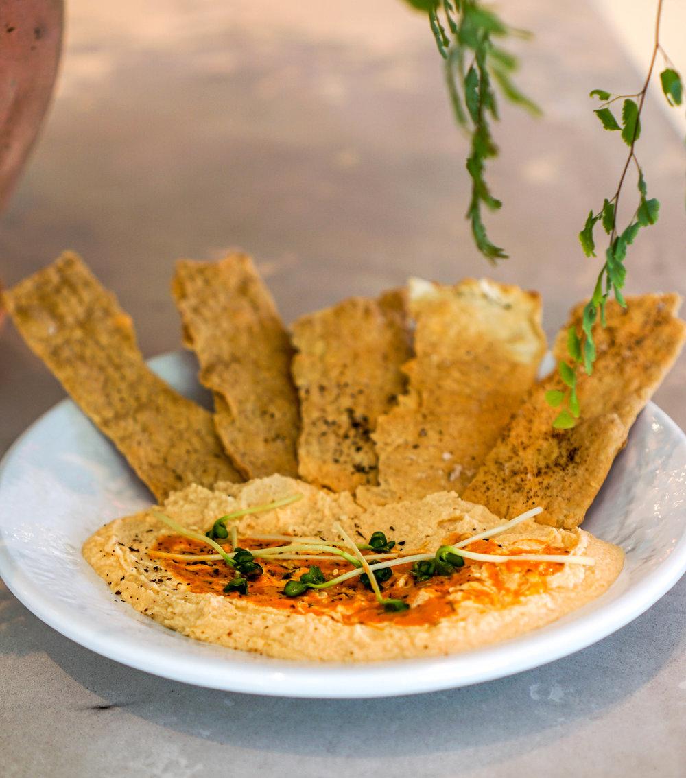 Plnthouse 1 Hotel Garbanzo Hummus