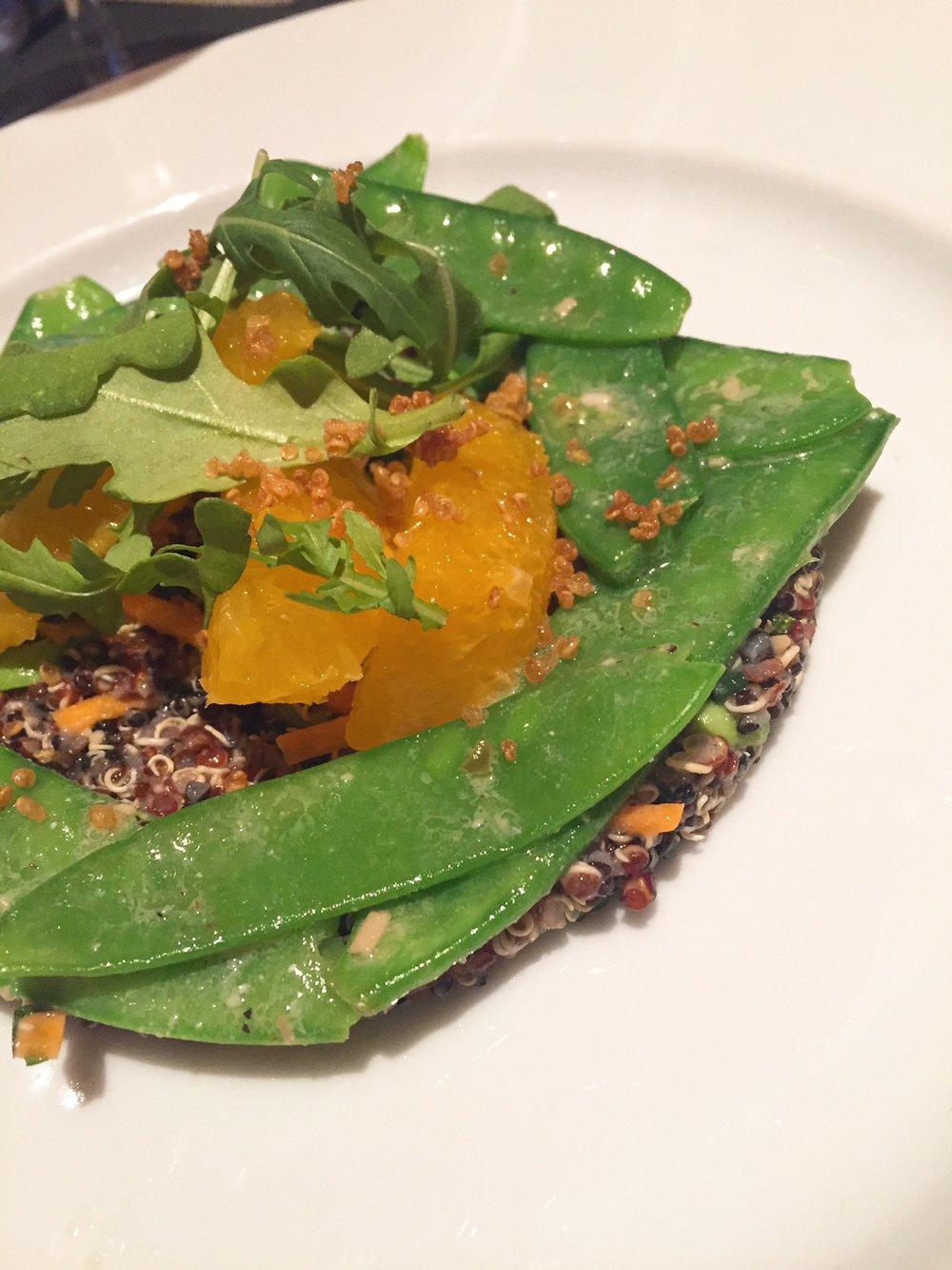 db Bistro Moderne Miami Quinoa Salad