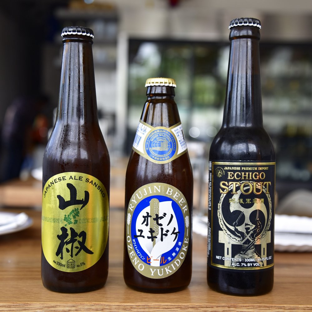 Cake Thai Japanese Craft Beers