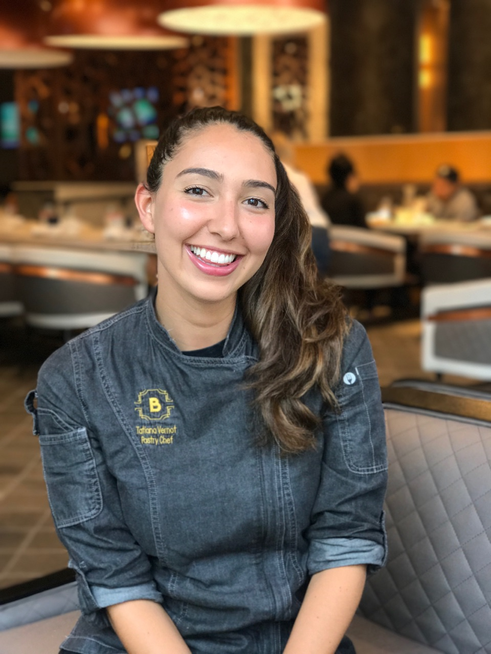 Tatiana Vernot Pastry Chef Bakehouse Brasserie