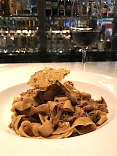 Pappadarelle Rabbit Ragu at MCKitchen