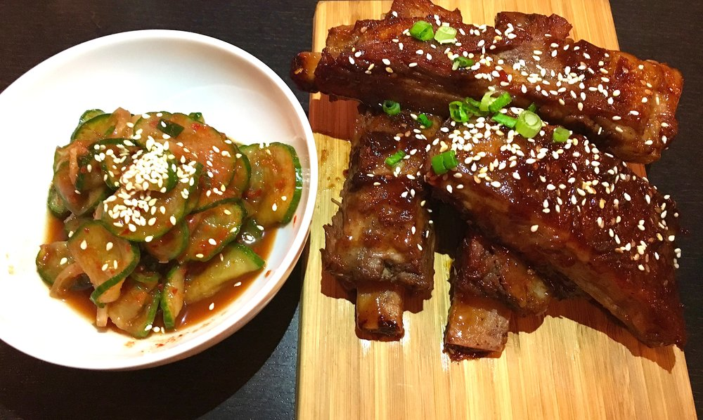 Eleanor Hoh Wokstar Korean Ribs
