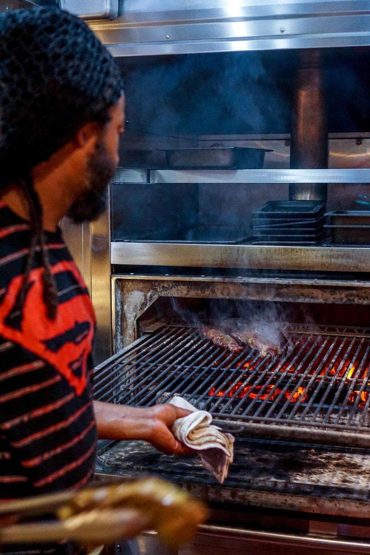 Charcoal Miami Josper Grill