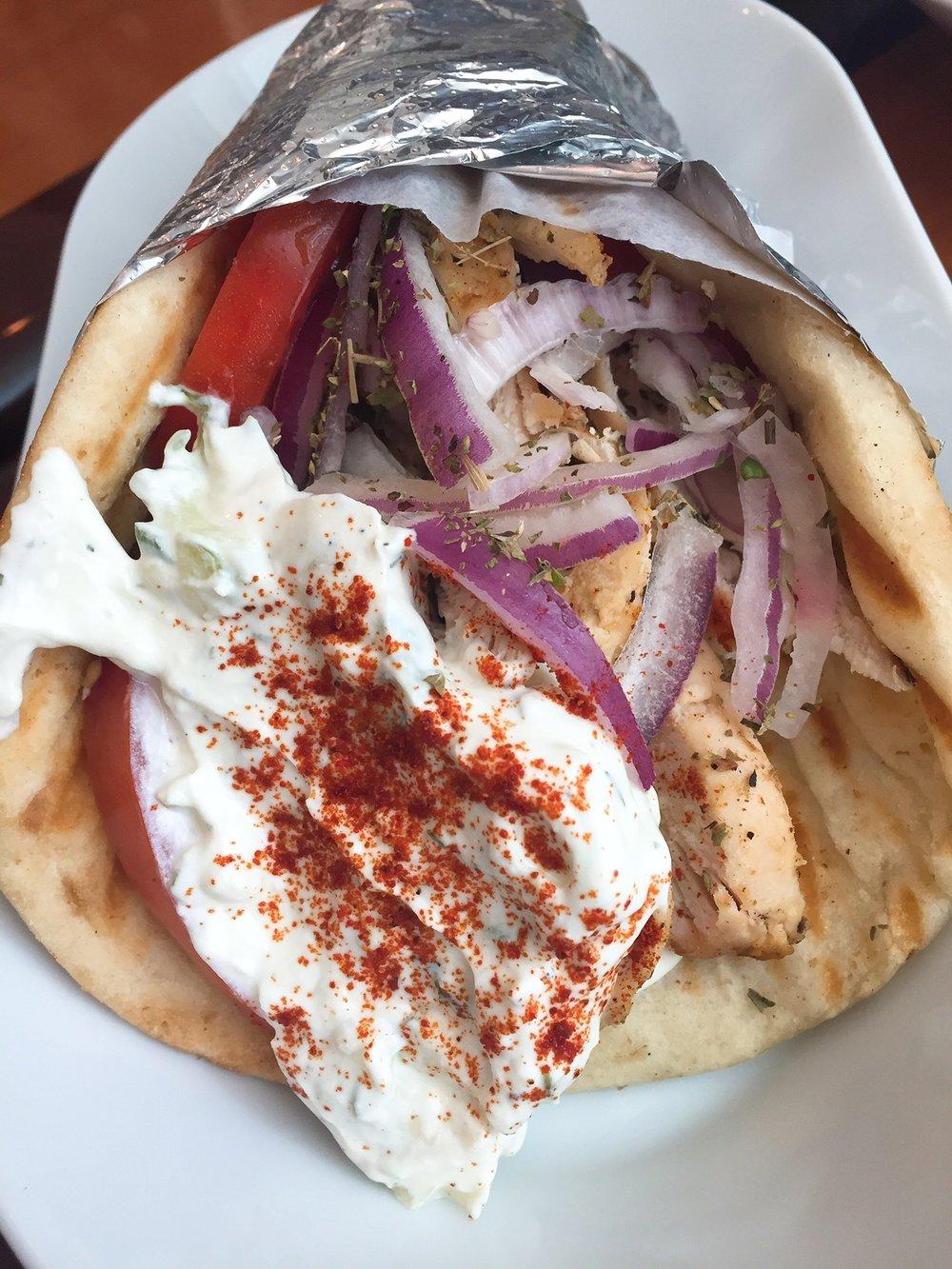 Elia Gourmet Chicken Souvlaki