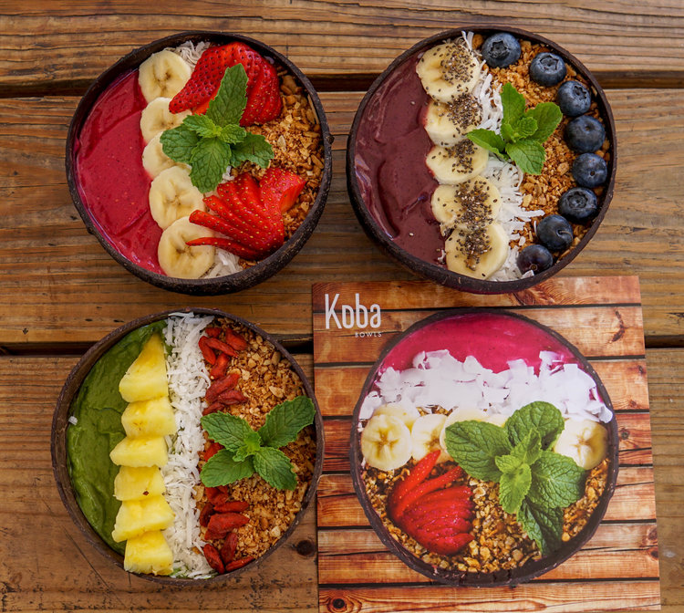 Wynwood Yard Della's Test Kitchen Koba Bowls